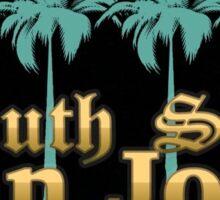 """South Side San Jose"" Snapchat Filter  Sticker"