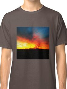 Fire Sky Classic T-Shirt