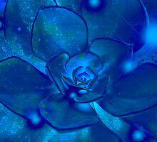 Cushion BLUENESS by Aritheeagle