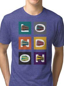 London Double Decker Tri-blend T-Shirt