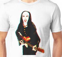 The 3D Rock'n Nun Unisex T-Shirt