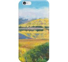 Glendhu Bay on Lake Wanaka iPhone Case/Skin