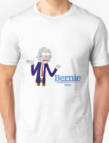 Rick and Morty for Bernie Sanders T-Shirt