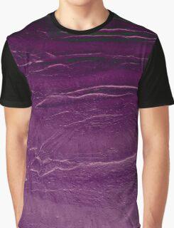 Yachats Oregon - Violet Sand Design Graphic T-Shirt