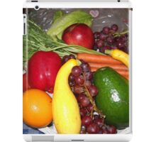 Healthy Food For All iPad Case/Skin