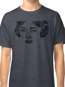 Audrey's Face Classic T-Shirt