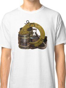 Pirate Cache At Port Classic T-Shirt