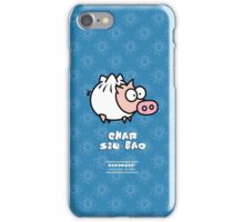 Dim Sum Pig - Char Siu Bao iPhone Case/Skin