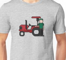 8Bit-ified (Trevor) Unisex T-Shirt