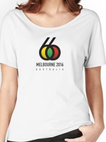 Sporto Svente 2016 - Melbourne Women's Relaxed Fit T-Shirt