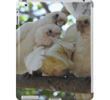 Dad and Mum and Baby make a family iPad Case/Skin