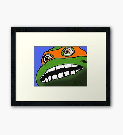 mikcleangelo Framed Print