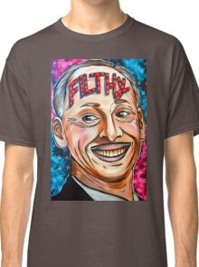 John Waters, Filthy  Classic T-Shirt