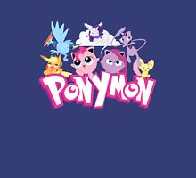PonyMon: Friendship is captivation! Unisex T-Shirt