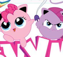 PonyMon: Friendship is captivation! Sticker