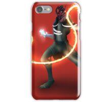Biotic Monster Turian iPhone Case/Skin