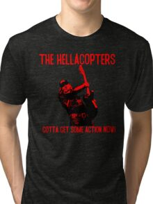 The Hellacopters Tribute Shirt Tri-blend T-Shirt