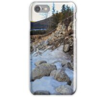 Uncovered by flood iPhone Case/Skin