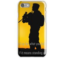 Stand Up iPhone Case/Skin