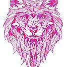 Wolf by Arsonista Gartzia