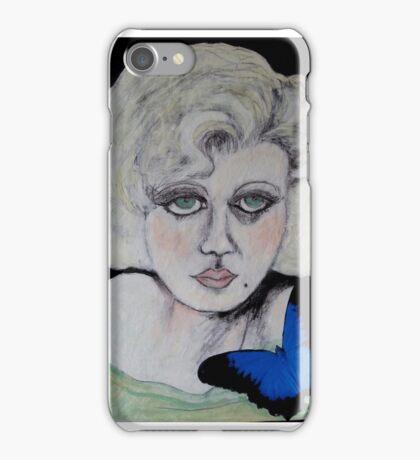 Screen Goddess Jean Harlow iPhone Case/Skin