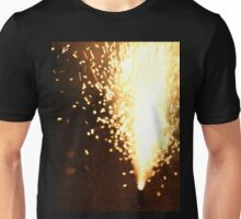 Sparks Fly in the Night Unisex T-Shirt