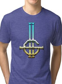 2015 LOGO - california chrome - NEW DESIGN Tri-blend T-Shirt