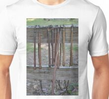 Row of Whips Unisex T-Shirt