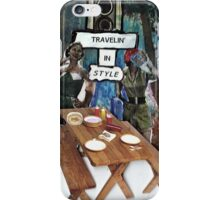 Traveling In Style iPhone Case/Skin