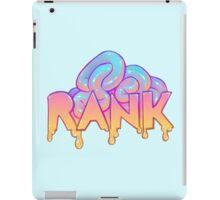 RANK iPad Case/Skin