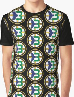 Boston Whalers - Hartford Bruins Graphic T-Shirt
