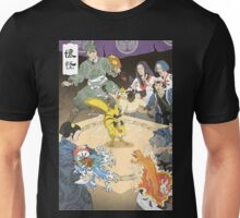 Old japan Pokemon Unisex T-Shirt