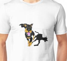 Jet and shadow Unisex T-Shirt