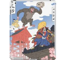Old Japan Donkey Kong iPad Case/Skin
