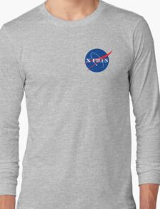 The Nasa Files  Long Sleeve T-Shirt