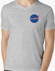The Nasa Files  Mens V-Neck T-Shirt