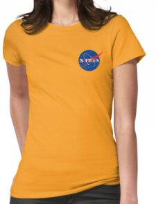 The Nasa Files  Womens Fitted T-Shirt