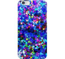 Colorful Mosaic Abstract iPhone Case/Skin