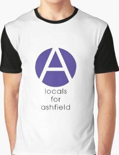 Locals4Ashfield Graphic T-Shirt