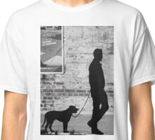 Walk the Dog Classic T-Shirt