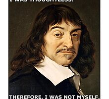 Apology from Descartes by DonTran