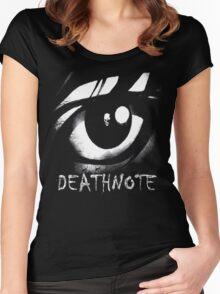 Killer Eye  Women's Fitted Scoop T-Shirt
