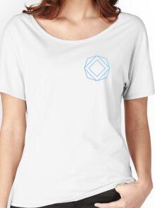 Minimalist Octagon Design Women's Relaxed Fit T-Shirt