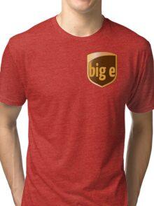 Big E's Package (UPS) Tri-blend T-Shirt
