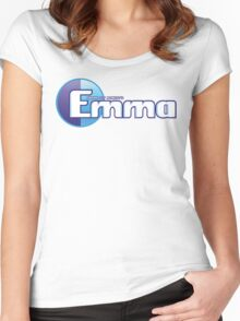 Emma Gum Women's Fitted Scoop T-Shirt