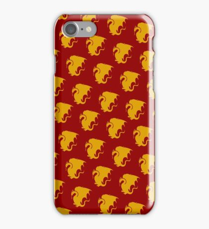 Pendragon Wyvern iPhone Case/Skin