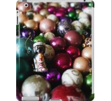 Christmas Ornaments iPad Case/Skin