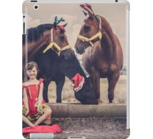 Merry Country Christmas 2 iPad Case/Skin