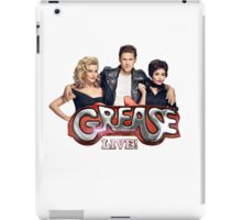 GREASE LIVE iPad Case/Skin