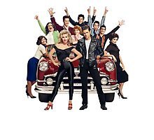 GREASE LIVE Photographic Print